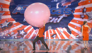 Nate Jester Appears on America's Got Talent: AGT